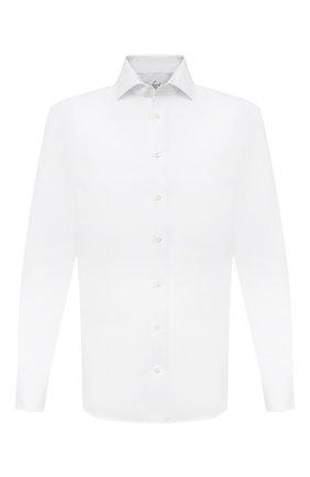 Мужская хлопковая сорочка VAN LAACK белого цвета, арт. RIVARA-SFN/155978   Фото 1