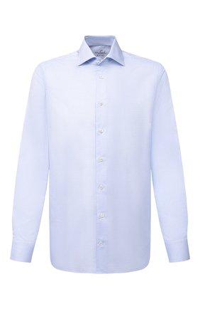 Мужская хлопковая сорочка VAN LAACK голубого цвета, арт. RIVARA-TF02N/161496 | Фото 1