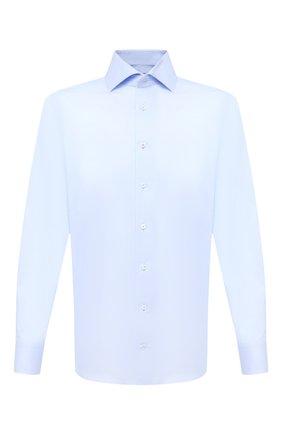 Мужская хлопковая сорочка VAN LAACK голубого цвета, арт. RIVARA-TFN/150018 | Фото 1