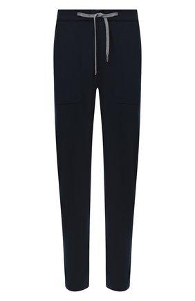 Мужские брюки MARCO PESCAROLO темно-синего цвета, арт. BAIA/4299 | Фото 1