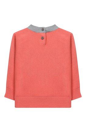 Шерстяной пуловер | Фото №2