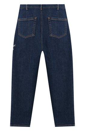 Детские джинсы GIVENCHY синего цвета, арт. H14106 | Фото 2