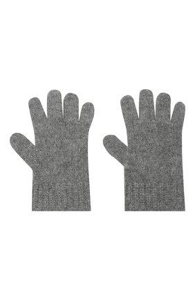 Детские кашемировые перчатки GIORGETTI CASHMERE темно-серого цвета, арт. MB1698/RASATI/4A | Фото 2