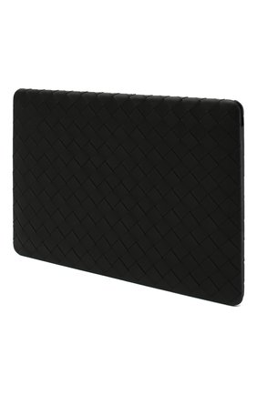 "Чехол для macbook air 13"" BOTTEGA VENETA черного цвета, арт. 629824/VCPQ0 | Фото 2"