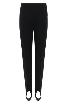 Женские брюки со штрипками BOGNER черного цвета, арт. 11714716 | Фото 1