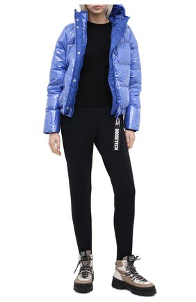 Женские брюки со штрипками BOGNER черного цвета, арт. 11714716 | Фото 2