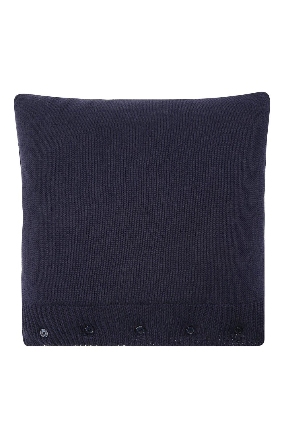 Подушка с наволочкой RALPH LAUREN синего цвета, арт. 650684768001 | Фото 2