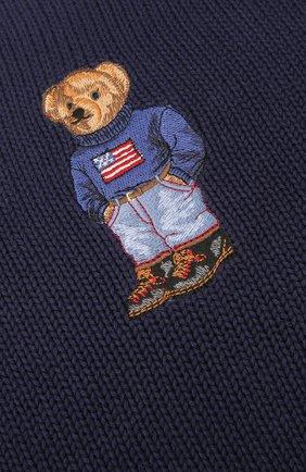 Подушка с наволочкой RALPH LAUREN синего цвета, арт. 650684768001 | Фото 3