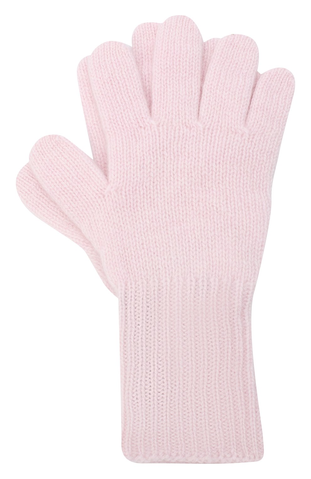 Детские кашемировые перчатки GIORGETTI CASHMERE розового цвета, арт. MB1699/8A | Фото 1