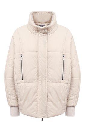 Женская куртка JACOB COHEN бежевого цвета, арт. J9161 F 02246-N/54   Фото 1