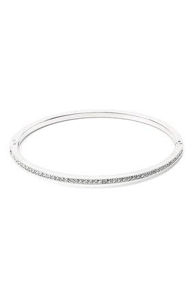 Женский браслет SWAROVSKI серебряного цвета, арт. 5555723 | Фото 1