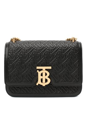 Женская сумка tb small BURBERRY черного цвета, арт. 8031730   Фото 1