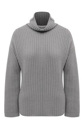 Женский кашемировый свитер WINDSOR серого цвета, арт. 52 DP470 10000805 | Фото 1