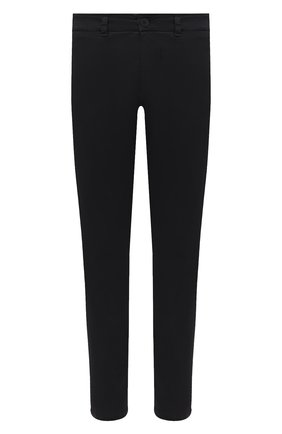 Мужские хлопковые брюки TRANSIT темно-серого цвета, арт. CFUTRMA100   Фото 1 (Материал внешний: Хлопок; Случай: Повседневный; Силуэт М (брюки): Чиносы; Длина (брюки, джинсы): Стандартные; Стили: Кэжуэл)