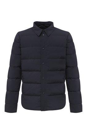 Мужская пуховая куртка ASPESI темно-синего цвета, арт. W0 I 0I06 B762 | Фото 1
