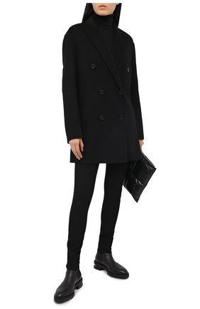 Женские брюки JOSEPH черного цвета, арт. JP001060 | Фото 2