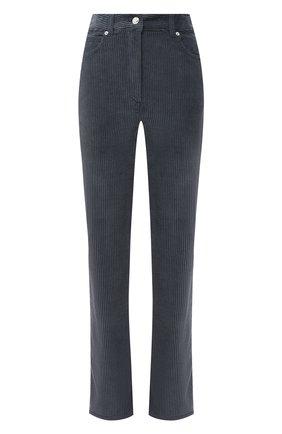 Женские брюки KENZO серого цвета, арт. FA62PA0189CR | Фото 1