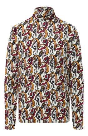 Женская блузка из вискозы VICTORIA BECKHAM разноцветного цвета, арт. 1320WTP001731A | Фото 1