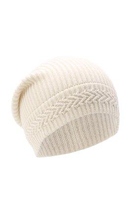 Женская кашемировая шапка RAG&BONE белого цвета, арт. WJK20FS0158L15 | Фото 1