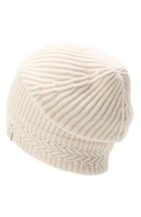 Женская кашемировая шапка RAG&BONE белого цвета, арт. WJK20FS0158L15 | Фото 2