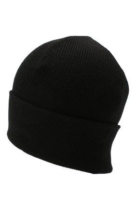Женская шерстяная шапка RAG&BONE черного цвета, арт. WJK20FS008XH08 | Фото 2