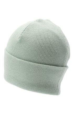 Женская шерстяная шапка RAG&BONE светло-зеленого цвета, арт. WJK20FS008XH08 | Фото 2