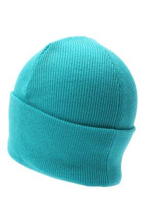 Женская шерстяная шапка RAG&BONE голубого цвета, арт. WJK20FS008XH08 | Фото 2