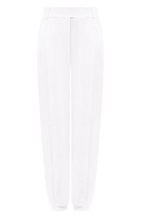 Женские брюки ALEXANDRE VAUTHIER белого цвета, арт. 204PA1351 0194-1150   Фото 1