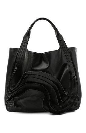 Женская сумка atelier VALENTINO черного цвета, арт. UW0B0H90/MKA | Фото 1