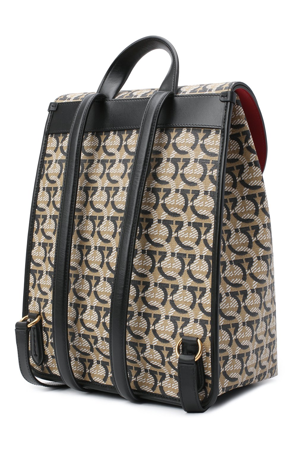 Женский рюкзак gancini SALVATORE FERRAGAMO разноцветного цвета, арт. Z-0726731 | Фото 3