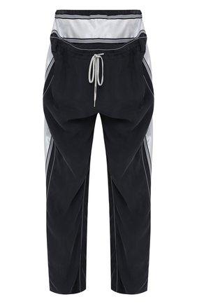 Мужской брюки Y/PROJECT темно-серого цвета, арт. PANT58-S19 F202 | Фото 1