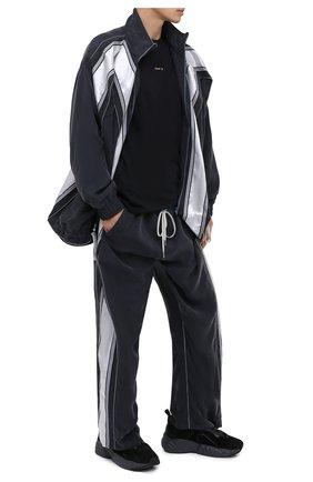 Мужской брюки Y/PROJECT темно-серого цвета, арт. PANT58-S19 F202 | Фото 2