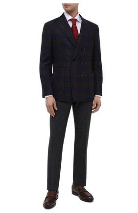 Мужские кожаные пенни-лоферы BARRETT светло-коричневого цвета, арт. 202U041.7/NEW B0X | Фото 2