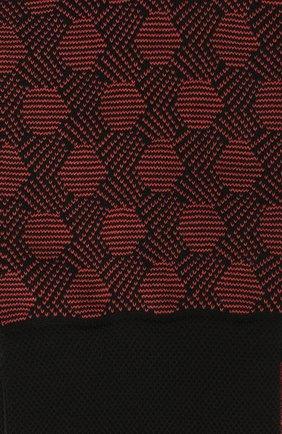 Мужские хлопковые носки FALKE красного цвета, арт. 12402 | Фото 2