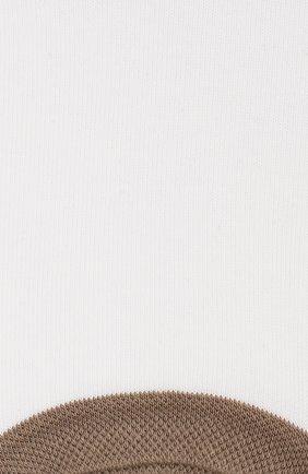 Мужские хлопковые носки FALKE кремвого цвета, арт. 12600 | Фото 2