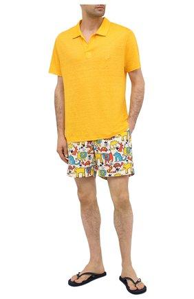 Мужские плавки-шорты BLUEMINT разноцветного цвета, арт. ARTHUS | Фото 2