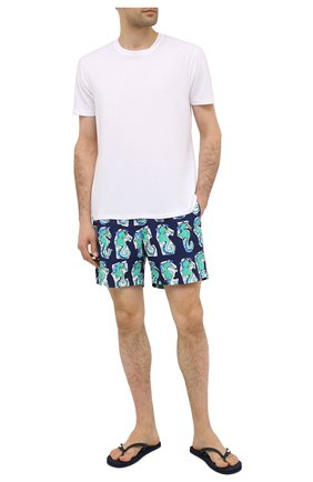 Мужские плавки-шорты BLUEMINT темно-синего цвета, арт. ARTHUS | Фото 2