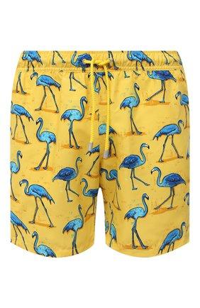 Мужские плавки-шорты BLUEMINT желтого цвета, арт. ARTHUS | Фото 1