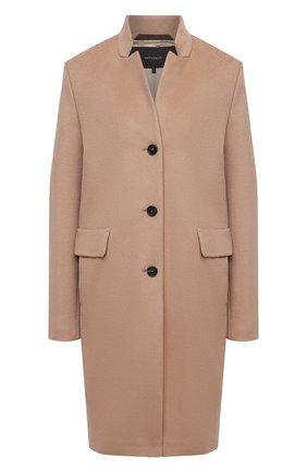 Женское пальто из шерсти и кашемира WINDSOR бежевого цвета, арт. 52 DM409 10009979 | Фото 1