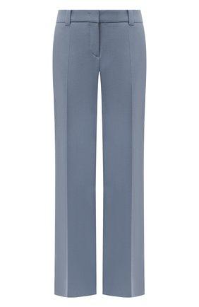 Женские шерстяные брюки WINDSOR голубого цвета, арт. 52 DHE101 10009998 | Фото 1
