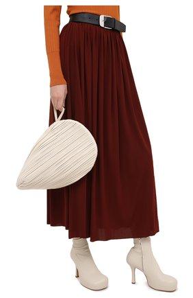Женский сумка NEOUS белого цвета, арт. 00001NP10 | Фото 2