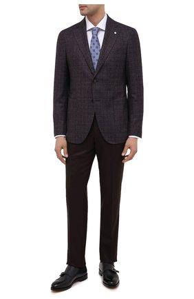 Мужские кожаные монки DOUCAL'S темно-серого цвета, арт. DU2750RYANUF194NN05 | Фото 2