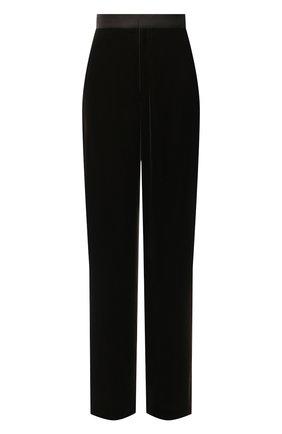 Женские брюки из вискозы RALPH LAUREN коричневого цвета, арт. 290820517 | Фото 1