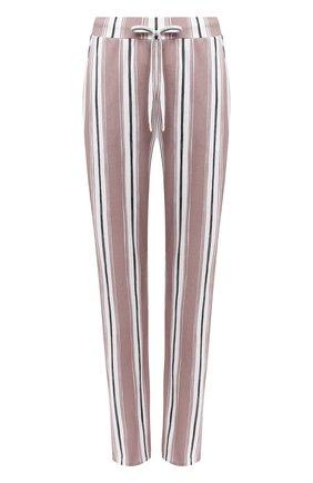 Женские брюки HANRO бежевого цвета, арт. 077882 | Фото 1