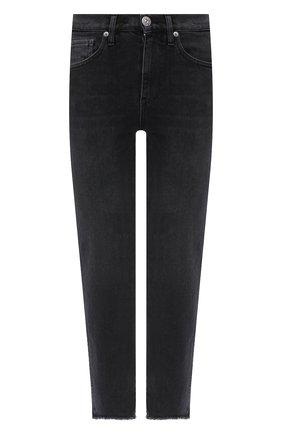 Женские джинсы 3X1 серого цвета, арт. W3SAC0966/DEMAR TEAR | Фото 1