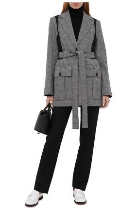 Женский жакет JW ANDERSON серого цвета, арт. JK0060 PG0334 | Фото 2