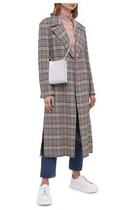 Женский пуловер D.EXTERIOR розового цвета, арт. 51173   Фото 2