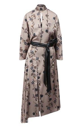Женское платье JM STUDIO бежевого цвета, арт. FW202129 | Фото 1