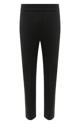 Мужской брюки из шелка и кашемира RALPH LAUREN темно-серого цвета, арт. 790812520 | Фото 1