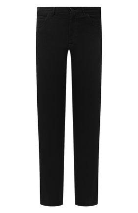 Мужские джинсы BRIONI черного цвета, арт. SPNJ0M/08T01/STELVI0 | Фото 1